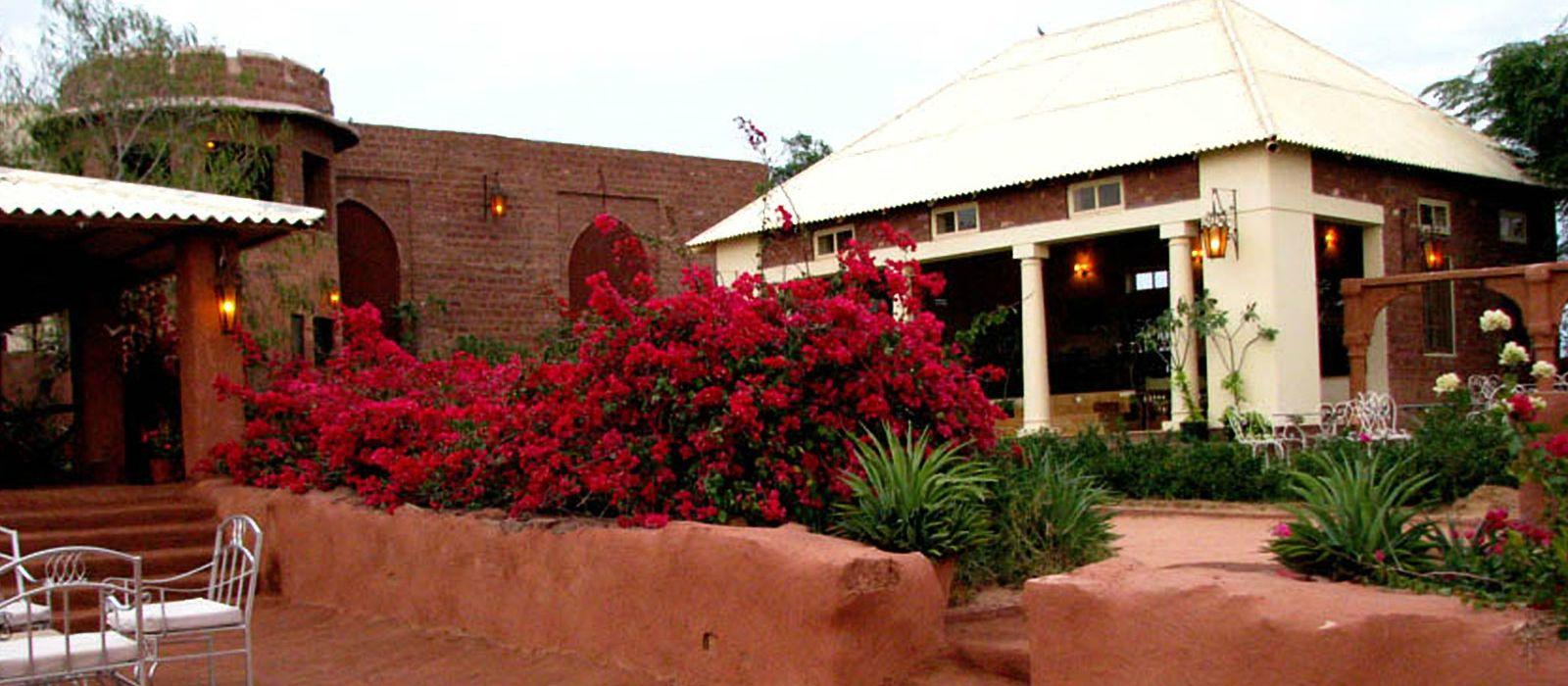 Hotel Osian Camel Camp Nordindien
