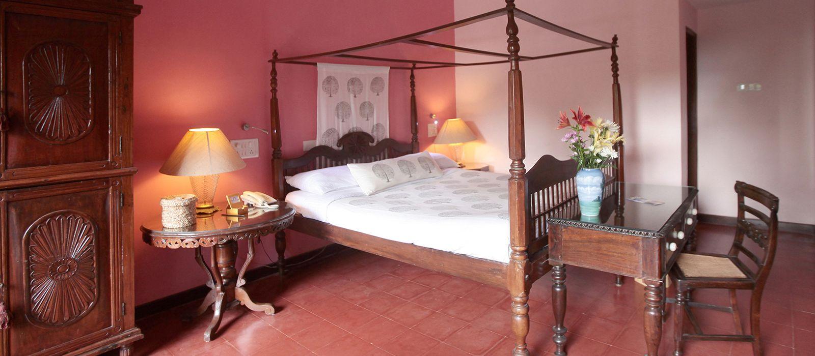Hotel Presa di Goa Zentral- & Westindien