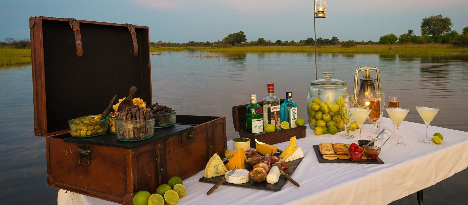 Hotel Vumbura Plains Botswana