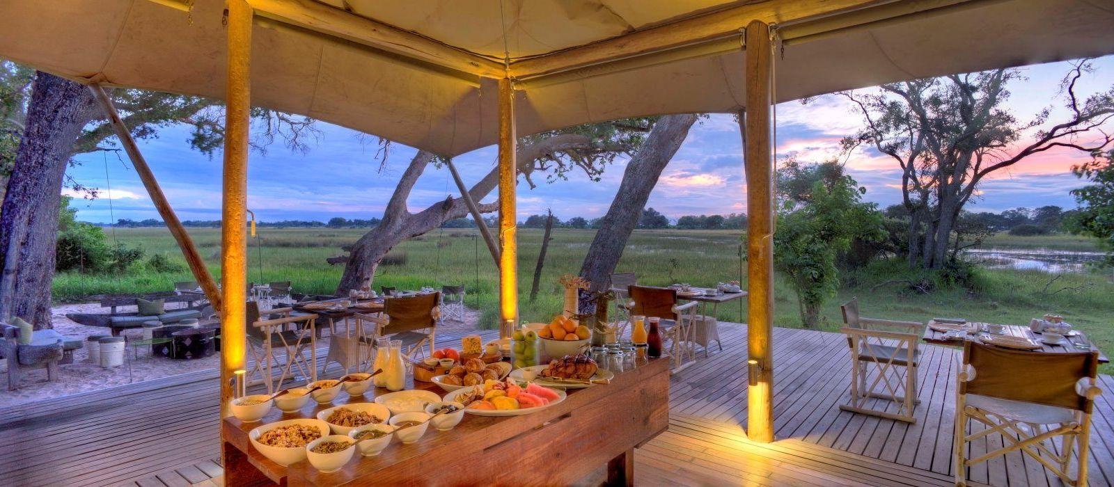 Hotel Xaranna Camp Botswana