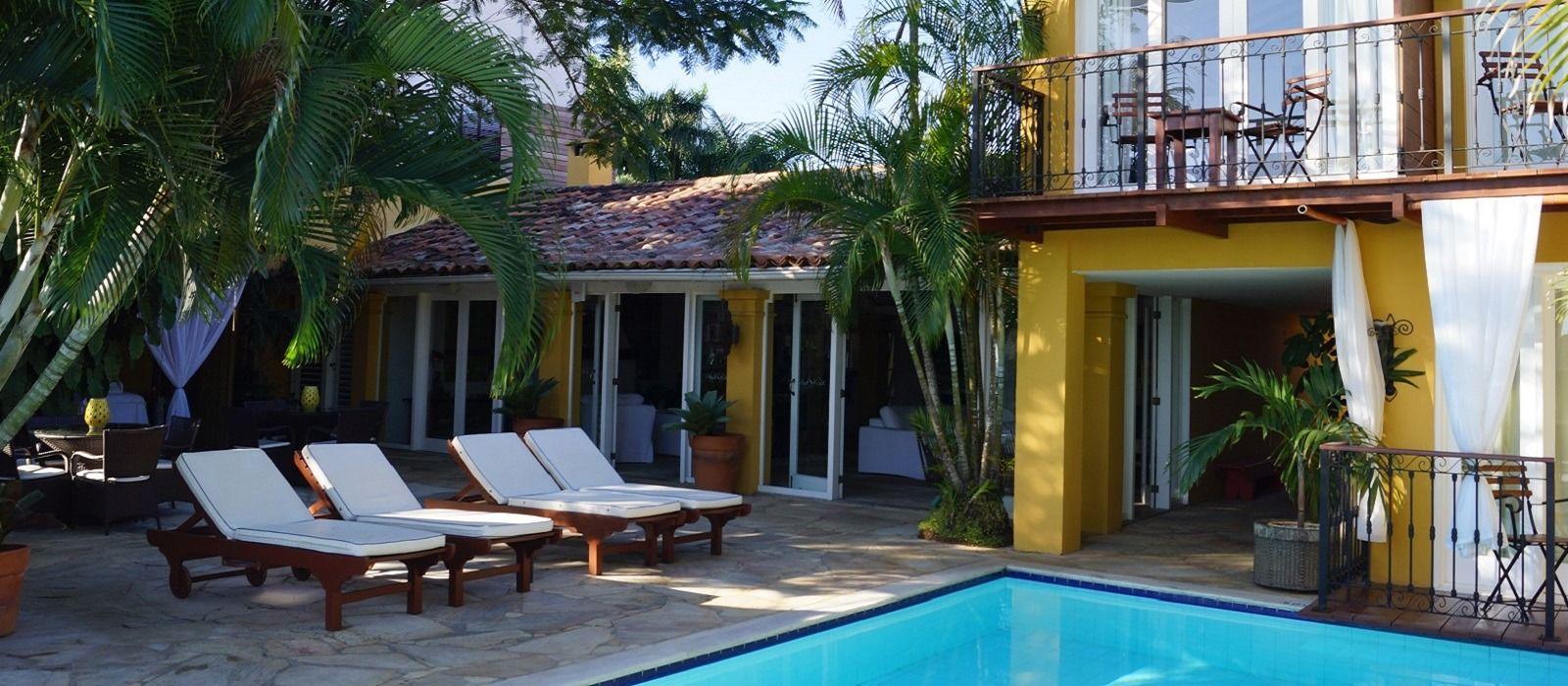 Hotel Vila d'Este Brasilien