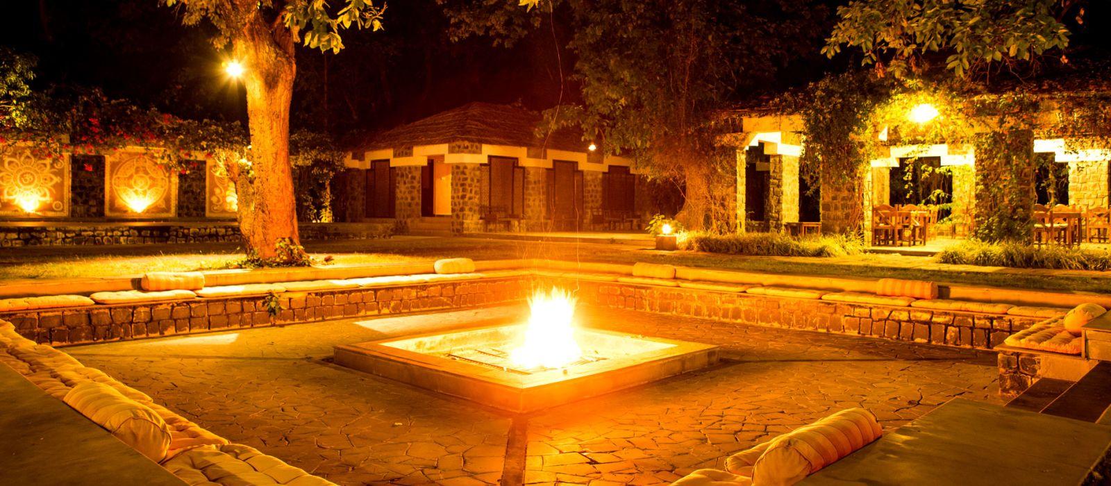 Hotel Bandhav Vilas Nordindien