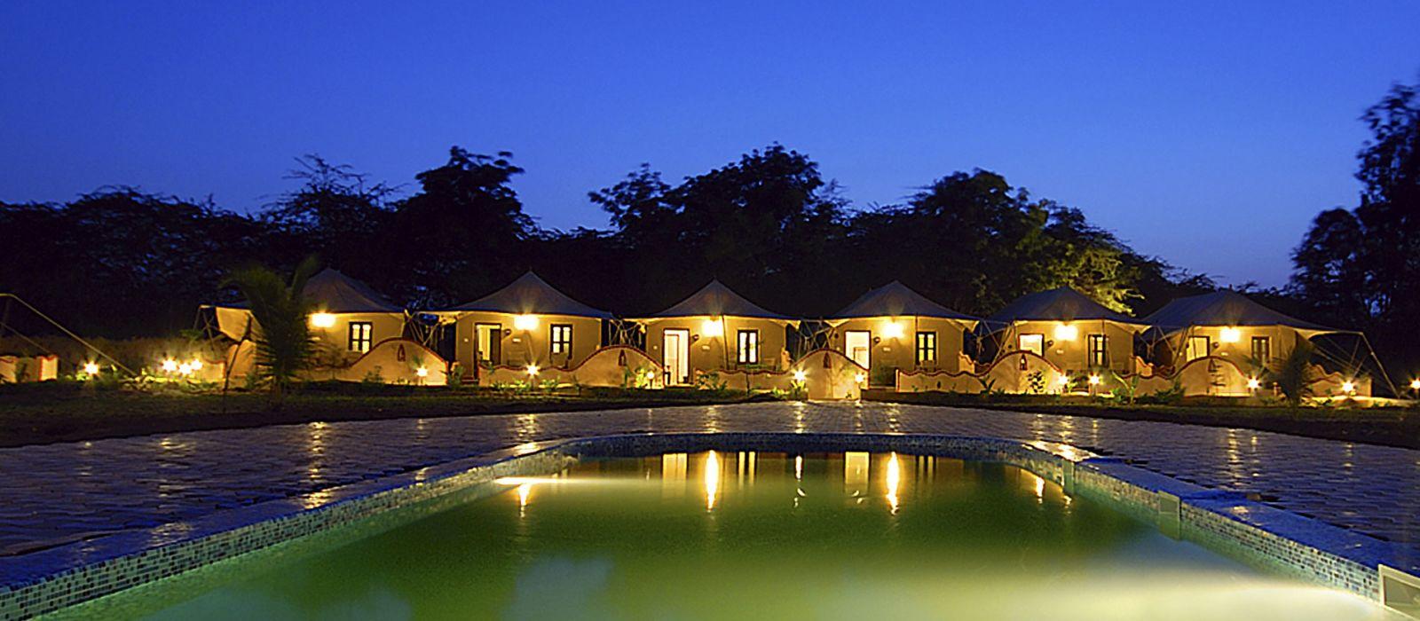 Hotel Infinity Resort (Rann of Kutch) Zentral- & Westindien
