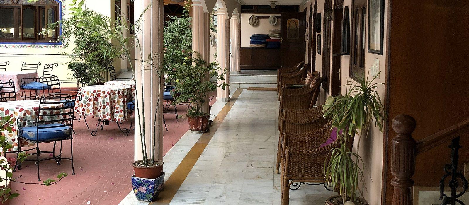 Hotel Jas Vilas North India