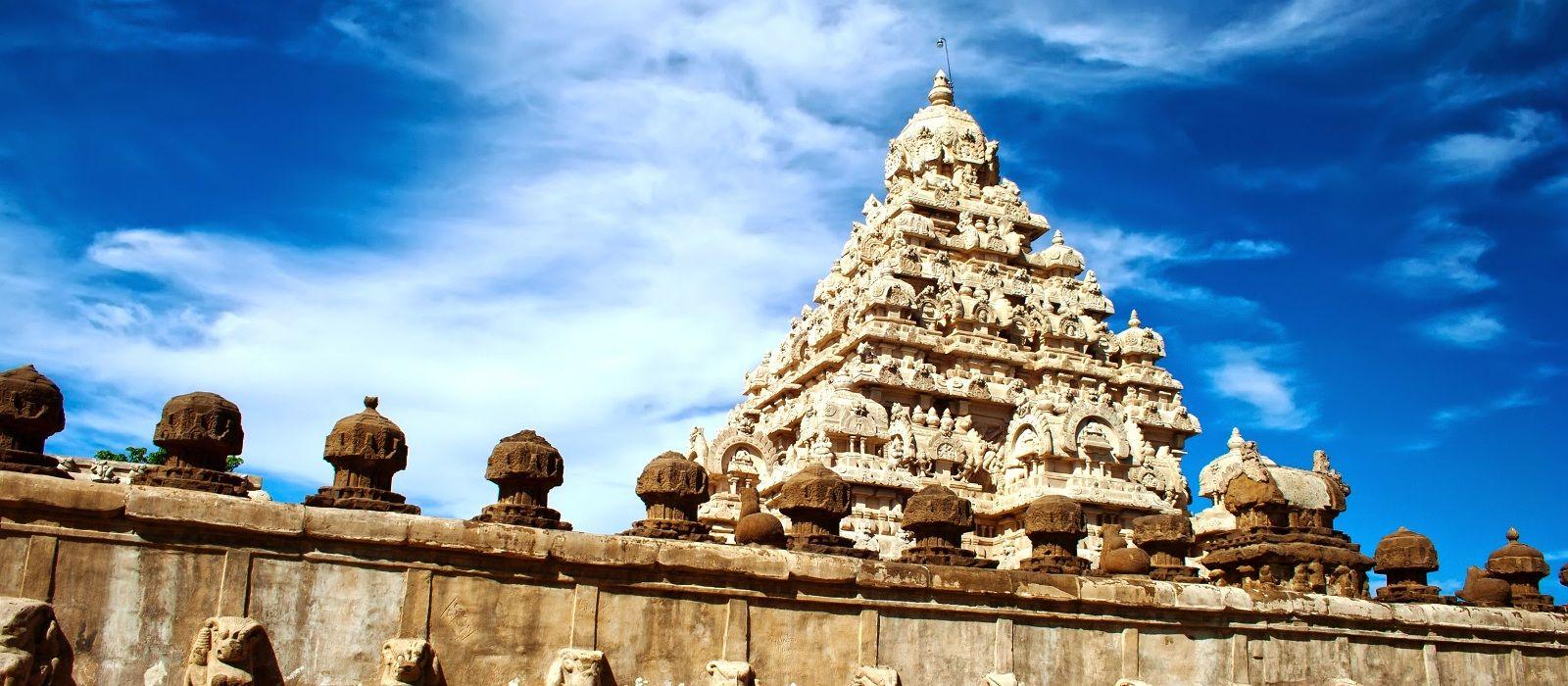 Destination Kanchipuram South India