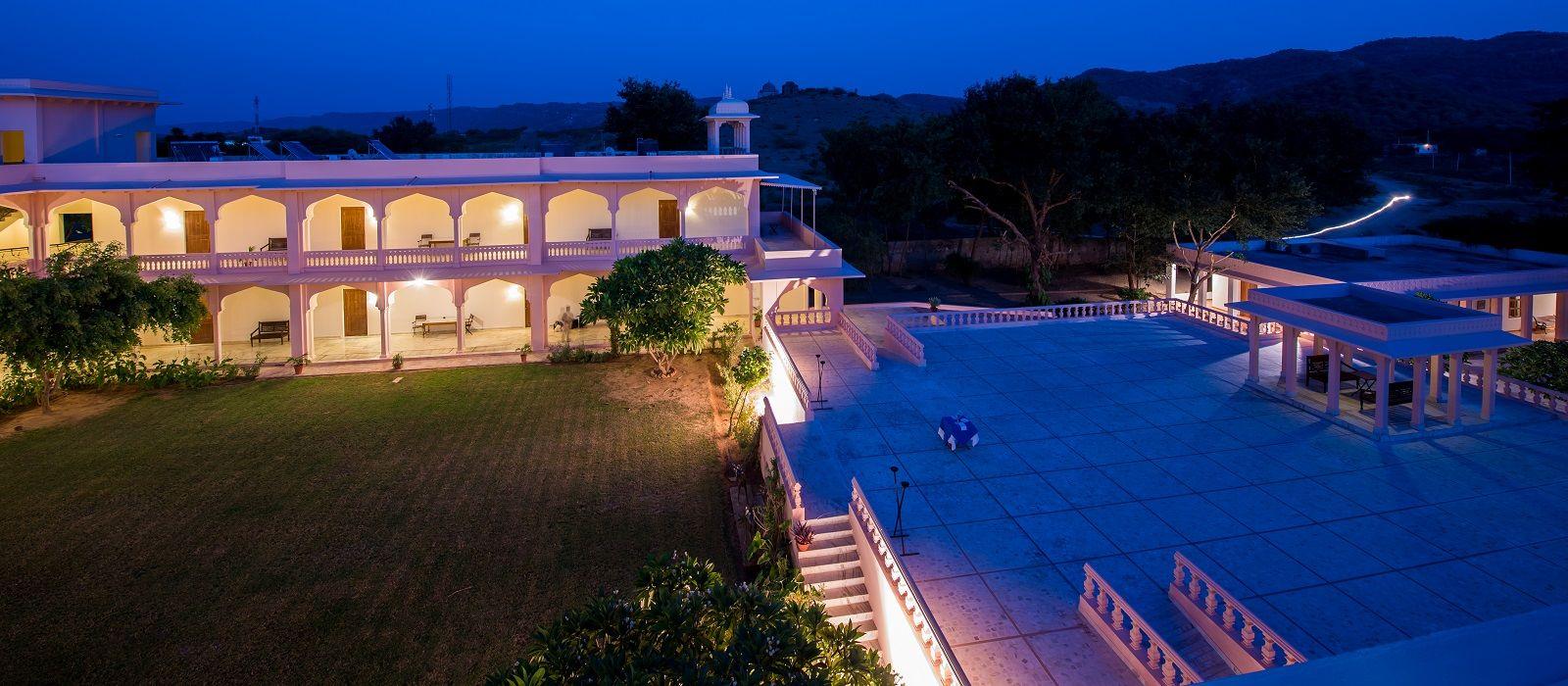 Hotel Dev Vilas North India