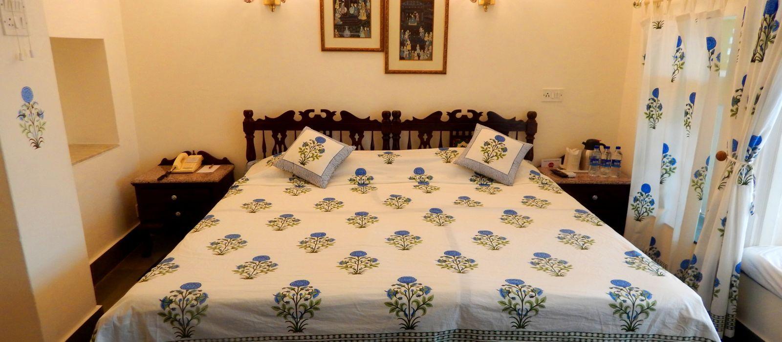Hotel Jagat Niwas Palace North India