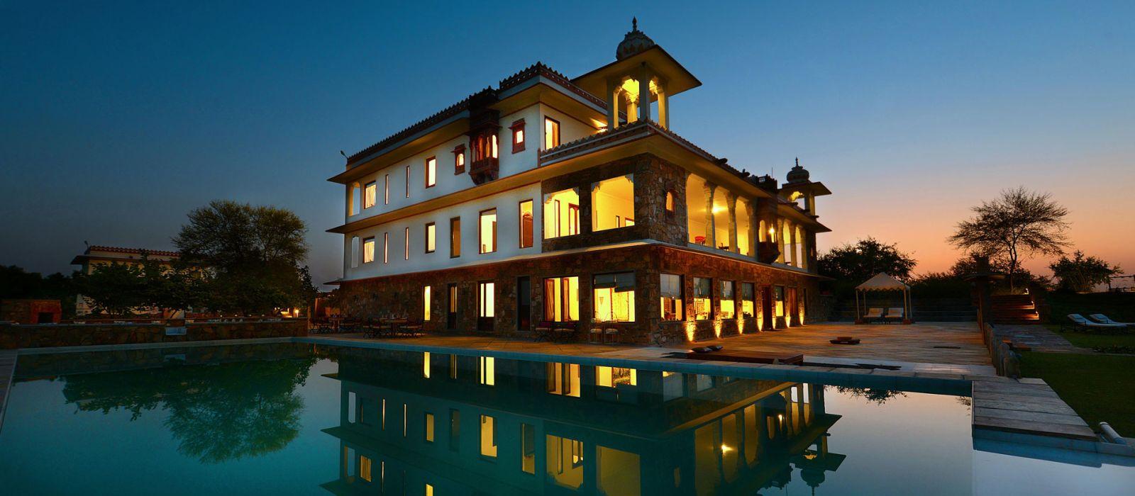 Hotel Kesar Bagh Nordindien