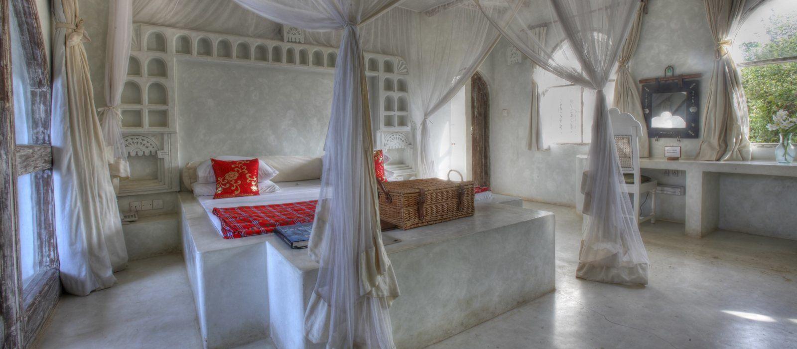 Hotel Msambweni House Kenia