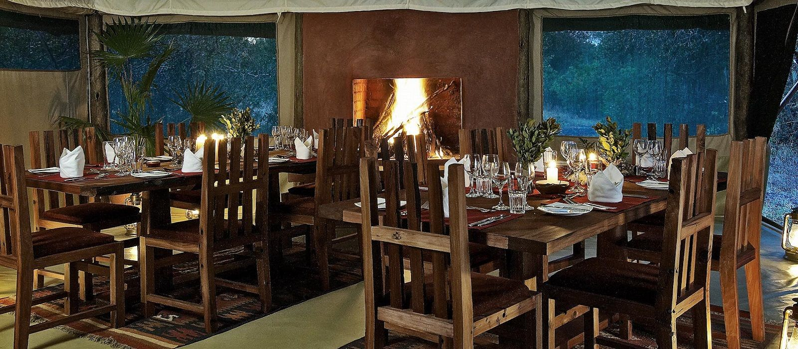 Hotel Kicheche Laikipia Camp Kenya