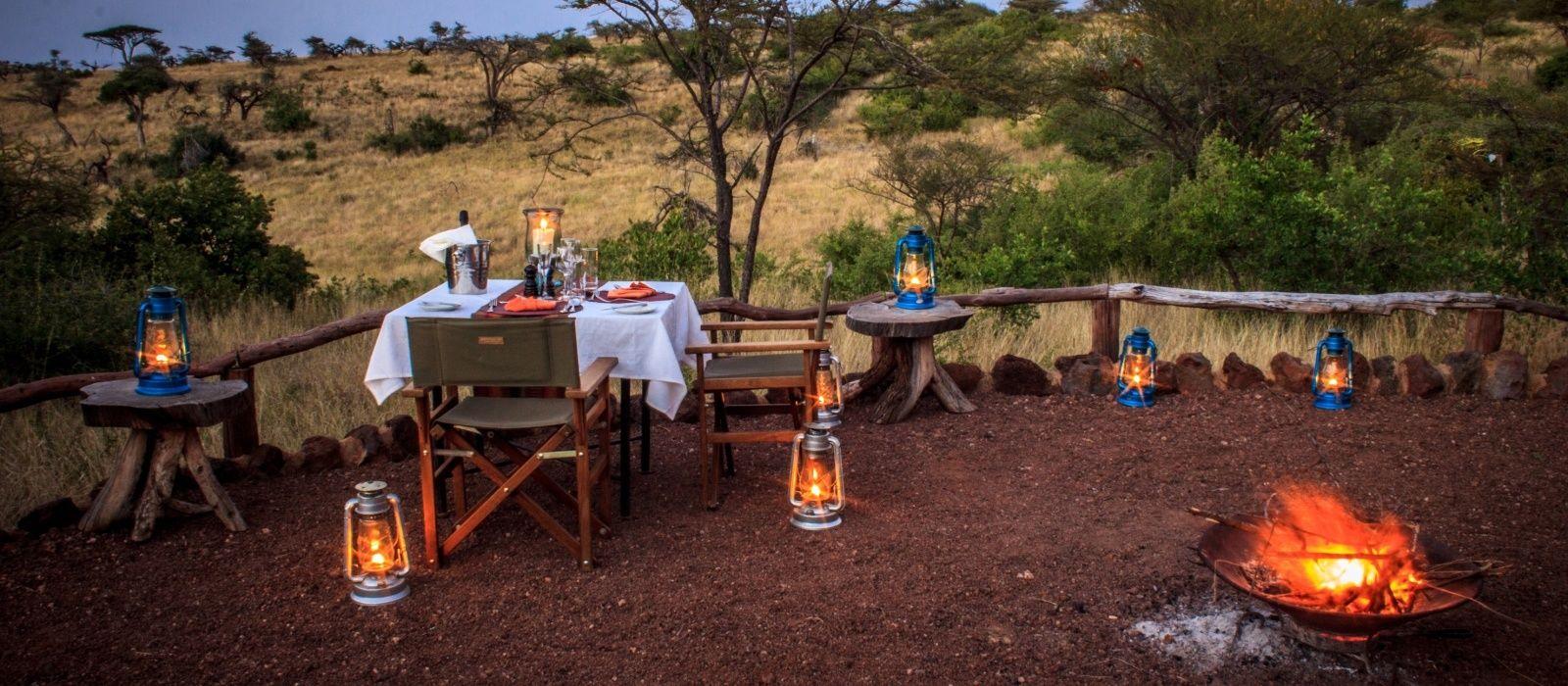 Hoch über Kenia Urlaub 2