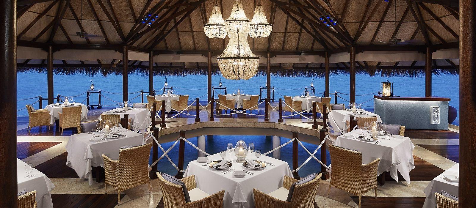 Hotel Taj Exotica Resorts & Spa Malediven
