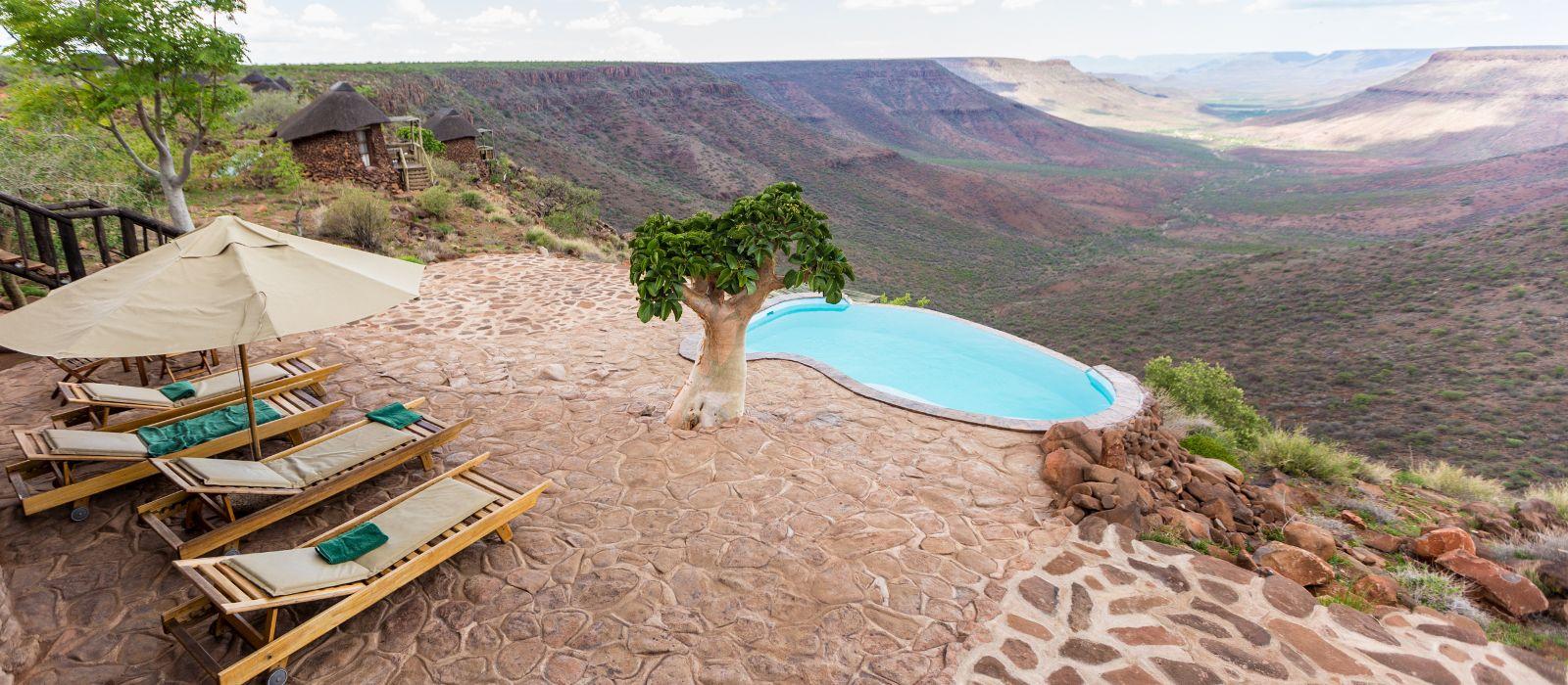 Hotel Grootberg Lodge Namibia