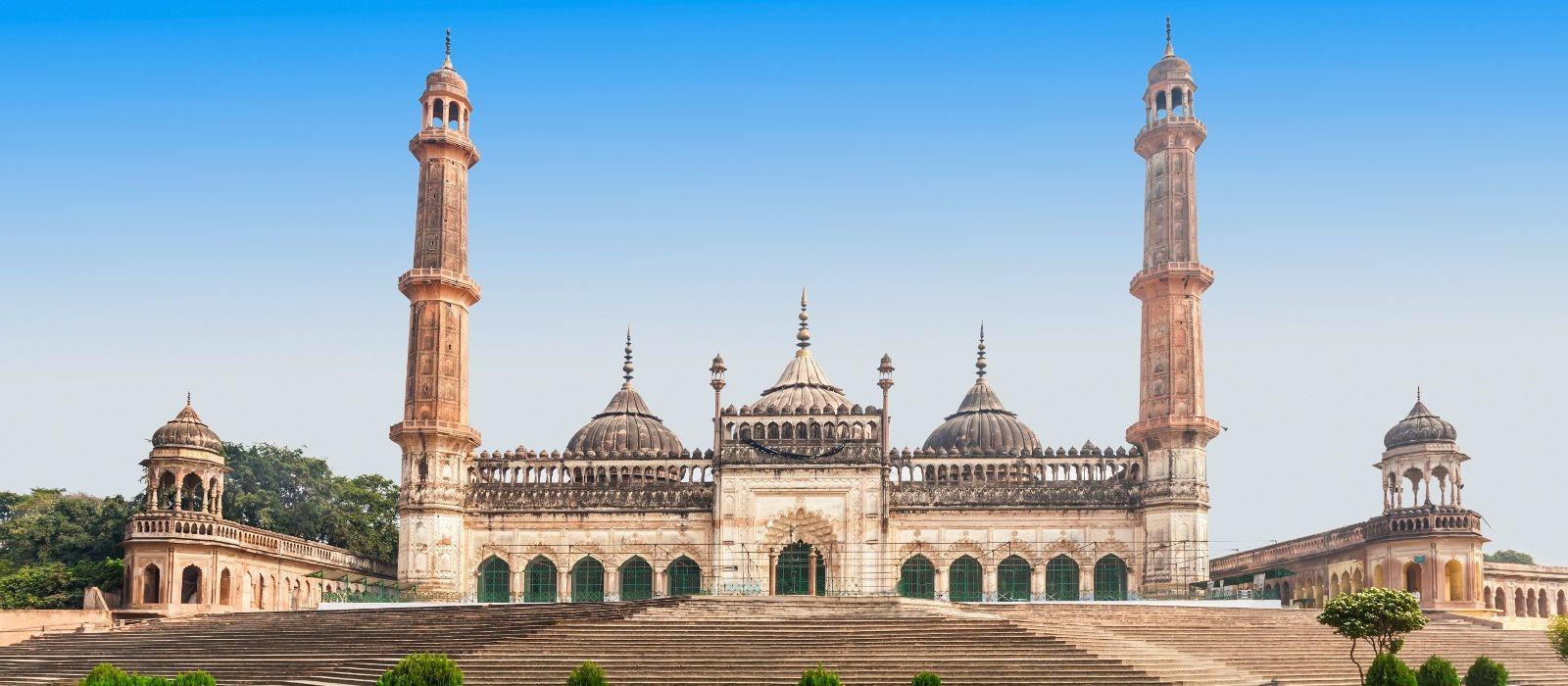Destination Lucknow North India