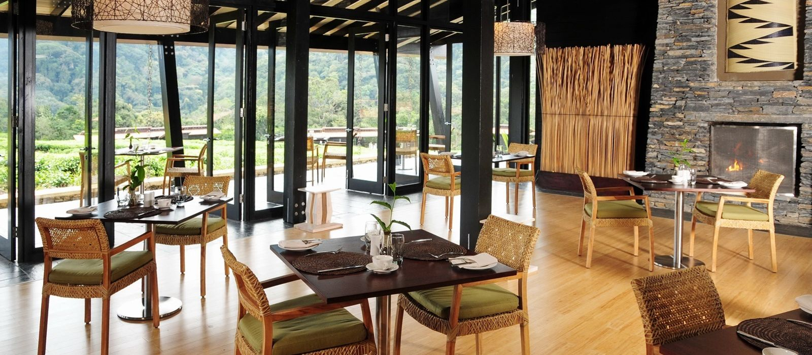 Hotel Nyungwe Forest Lodge Rwanda