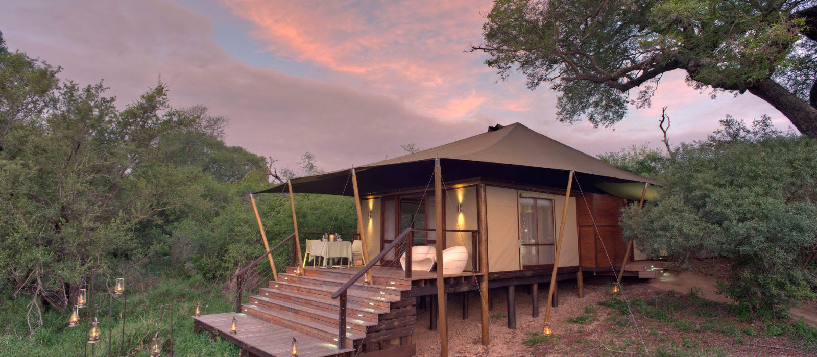 Hotel Ngala Tented Camp South Africa
