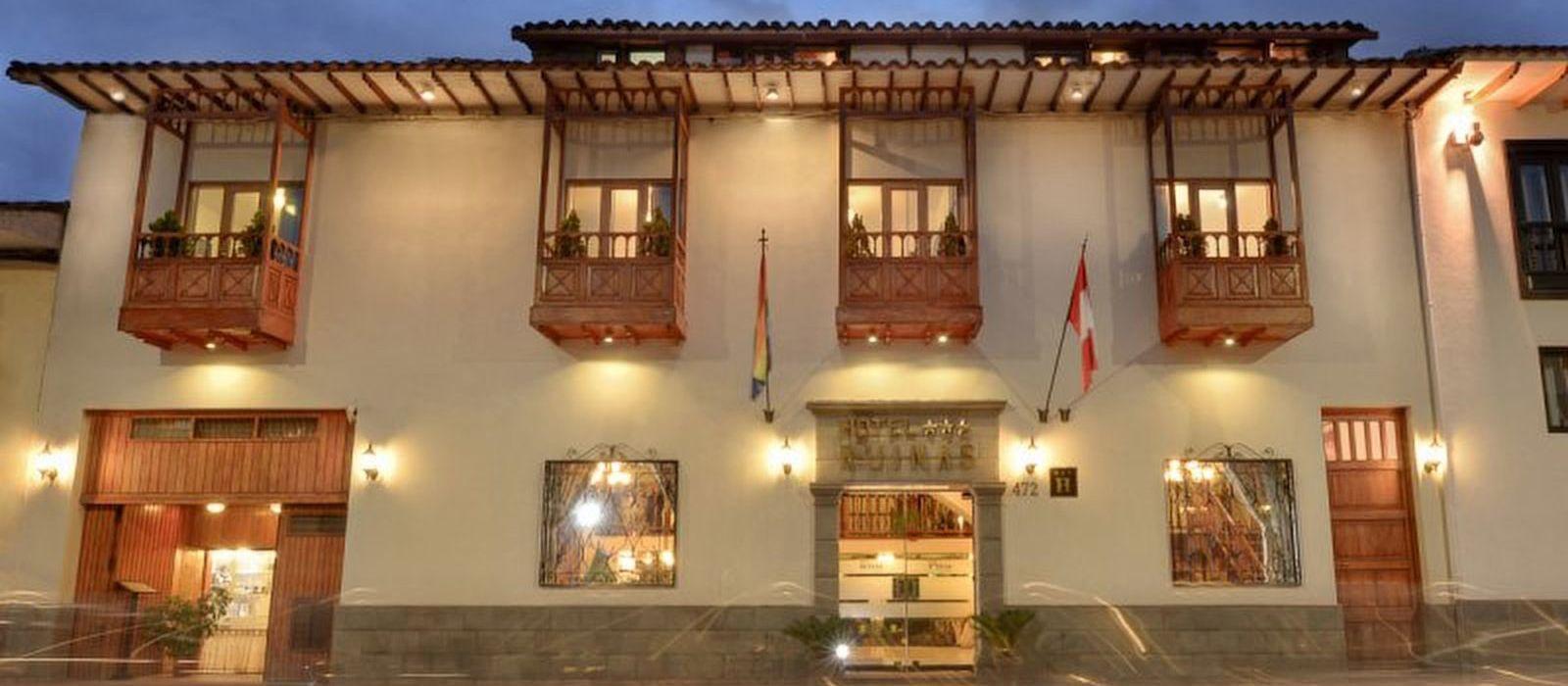 Hotel  Ruinas Peru