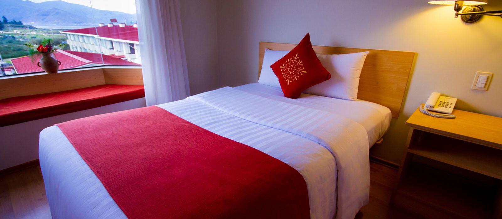 Hotel Eco Inn Lodge Peru