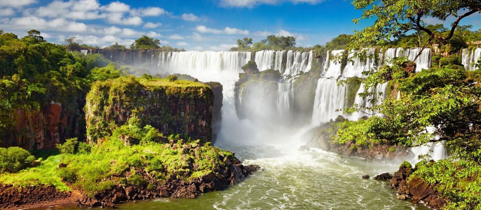Glaciers, Wildlife & Waterfalls in Argentina Tour Trip 2
