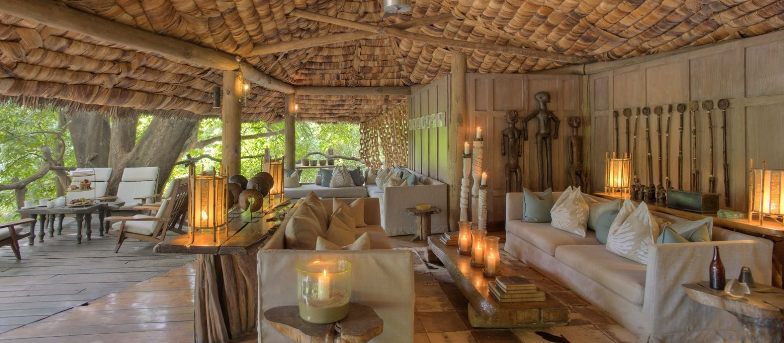 Hotel Lake Manyara Tree Lodge