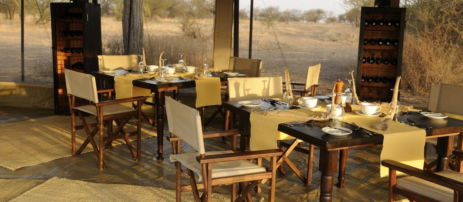 Hotel Olakira Camp N Tansania