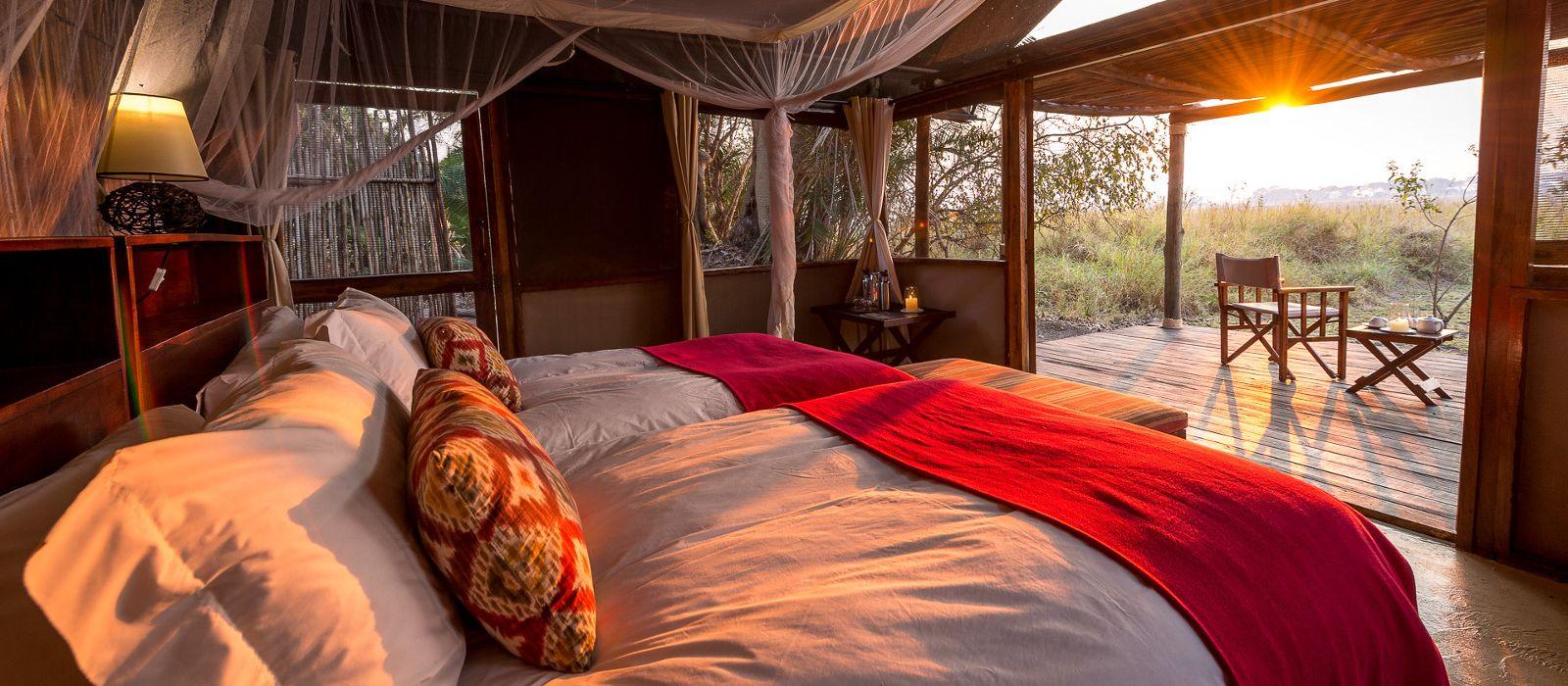 Hotel Busanga Bush Camp Zambia