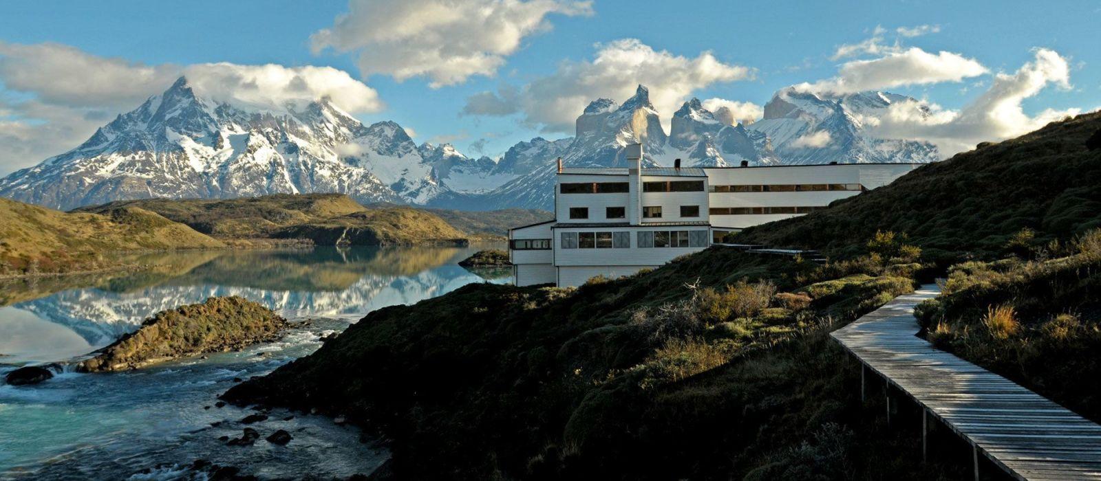 Hotel Explora Patagonia Chile
