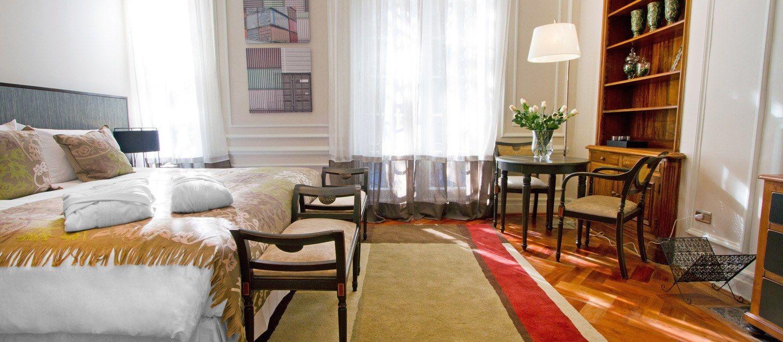 Hotel Casa Bueras Boutique  Chile