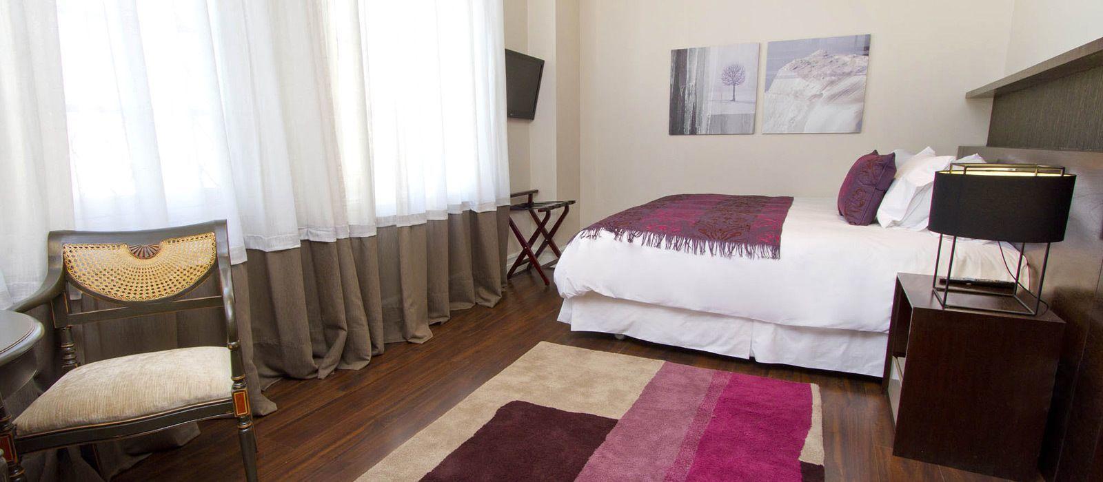 Hotel Lastarria Boutique  Chile
