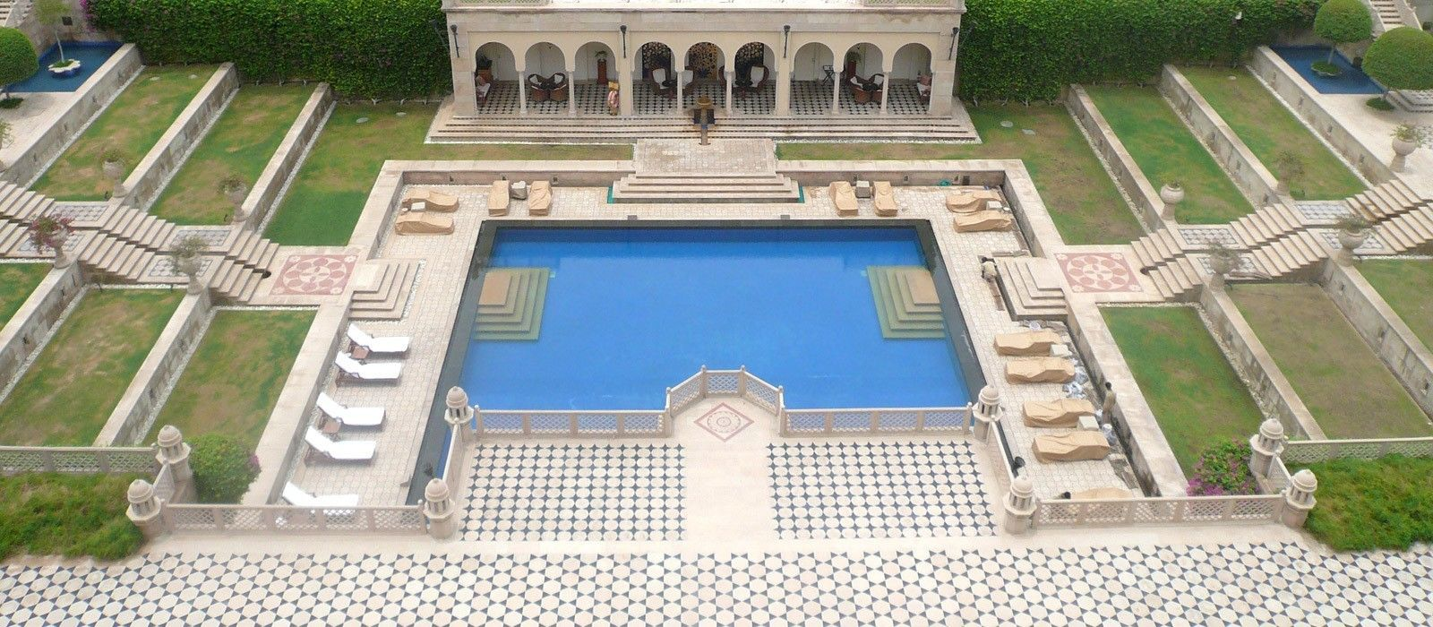 Hotel The Oberoi Amarvilas North India