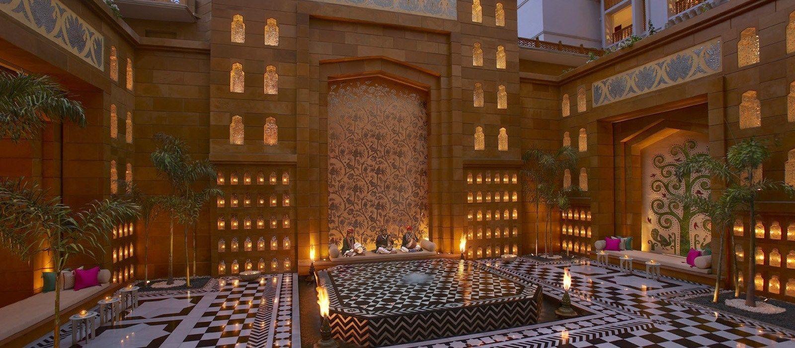 Hotel The Leela Palace Udaipur North India