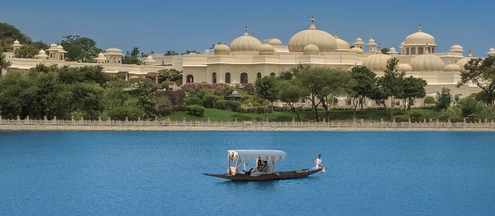 Oberoi Exklusiv: Royales Rajasthan und Safari Abenteuer Urlaub 7