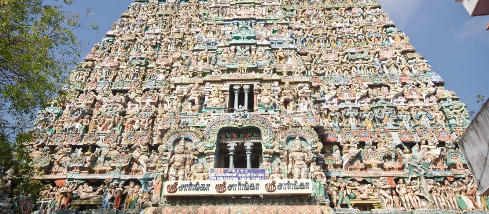 Destination Kumbakonam South India