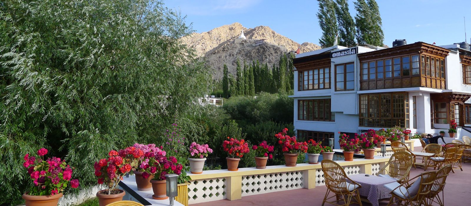 Hotel Omasila Himalayas