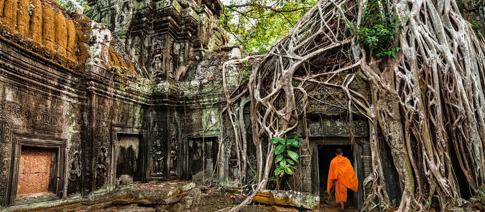 Reiseziel Siem Reap Kambodscha