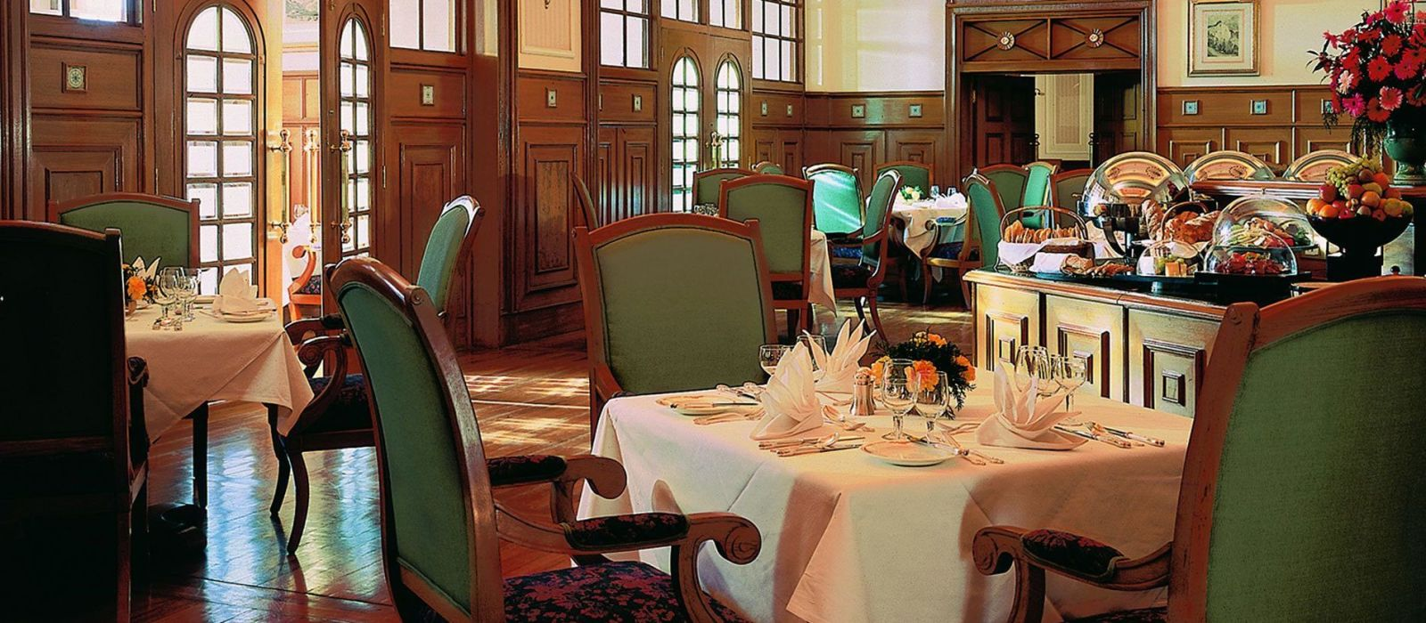 Hotel The Oberoi Cecil Himalaja