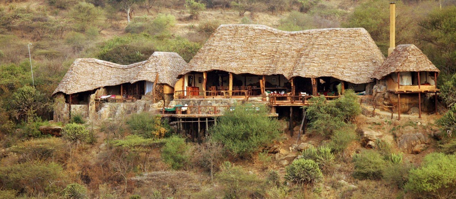 Hotel Sabuk Lodge Kenya
