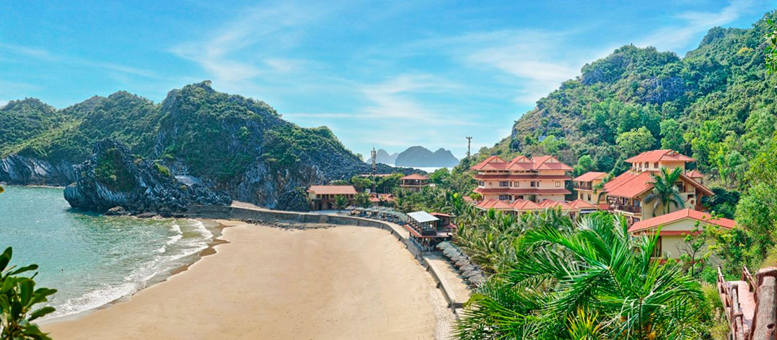 Hotel Sunrise Resort (Cat Ba Island) Vietnam