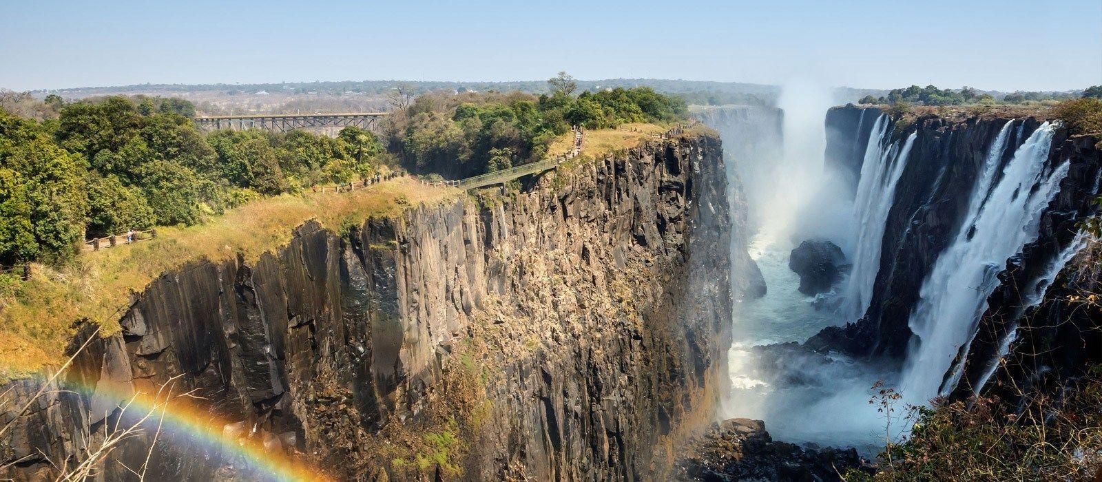 Südafrika, Sambia & Botswana: Safaris, Wein und Wasserfälle Urlaub 7