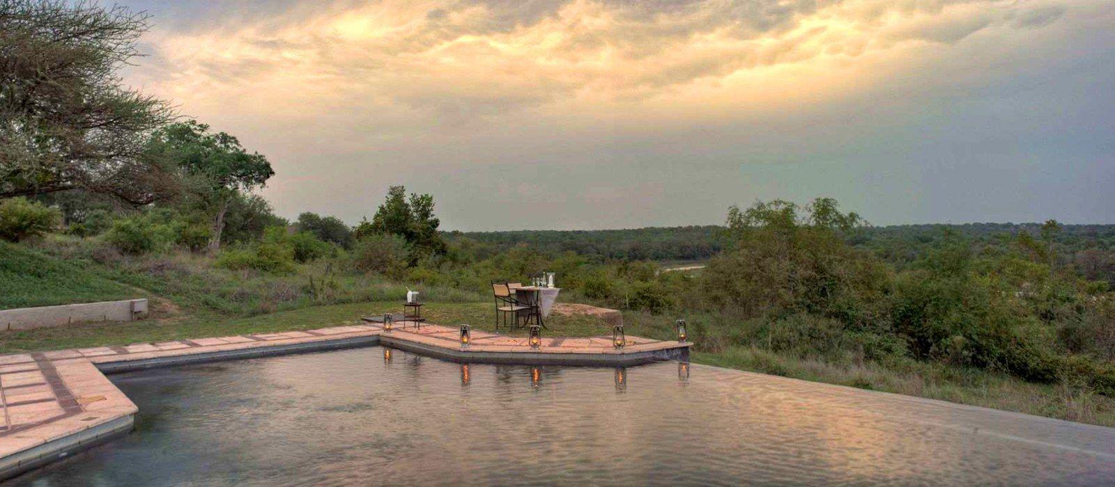 Hotel Kirkman's Camp Südafrika