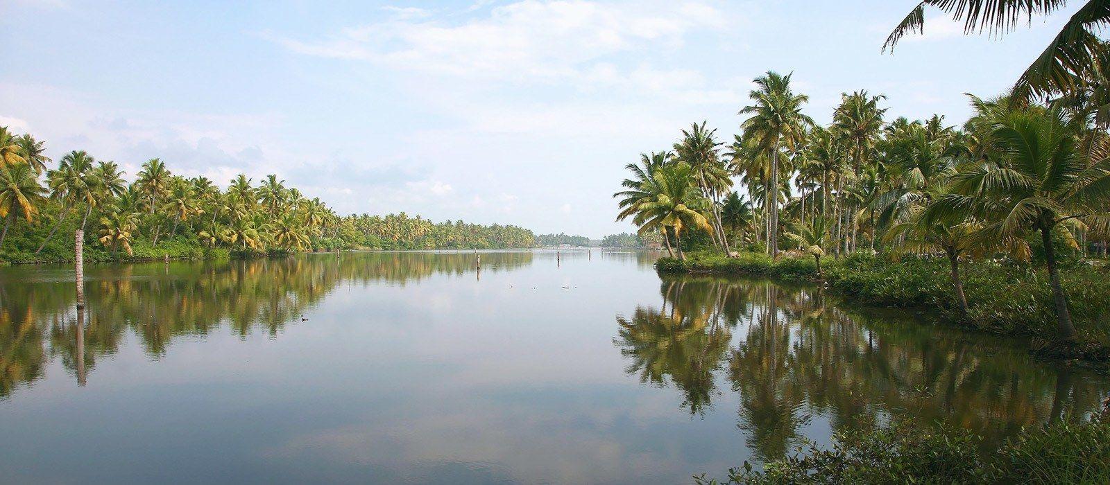 Los canales de Kerala Tour Trip 4