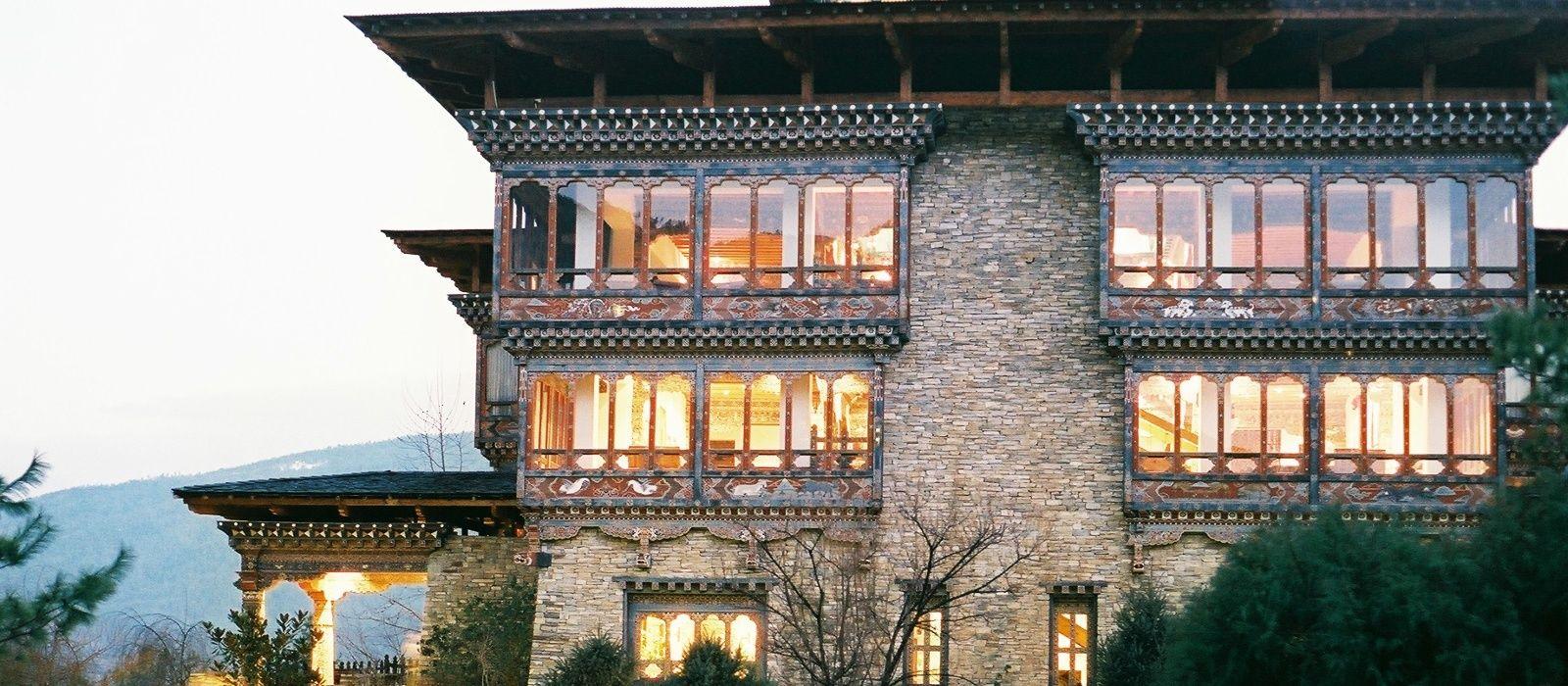 Hotel  Zhiwa Ling Bhutan