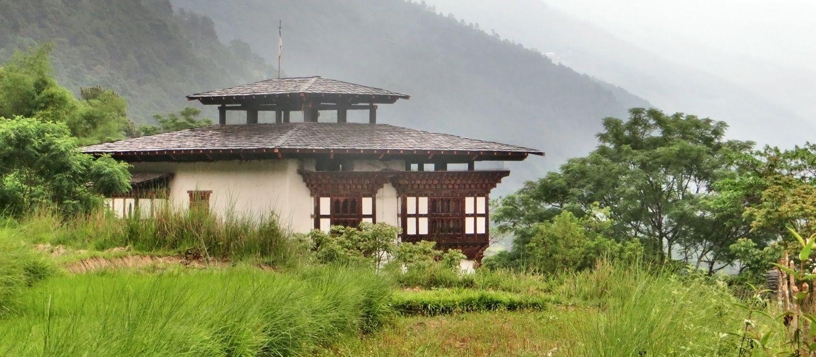 Destination Gangtey Bhutan