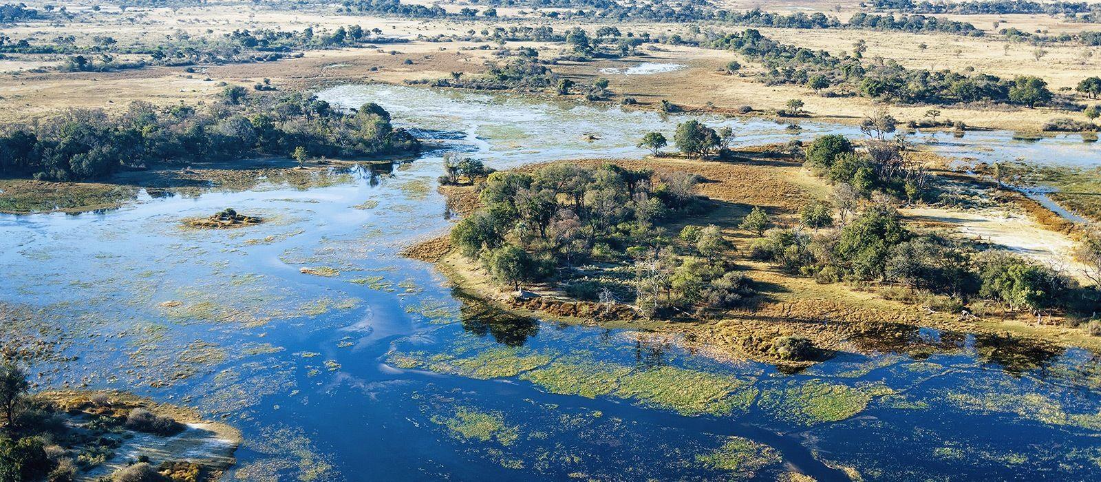 Simbabwe & Botswana: Majestätische Wasserwelten Urlaub 4
