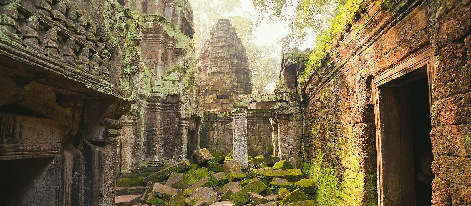 Myanmar & Kambodscha: Zauberhafte Höhepunkte Urlaub 1