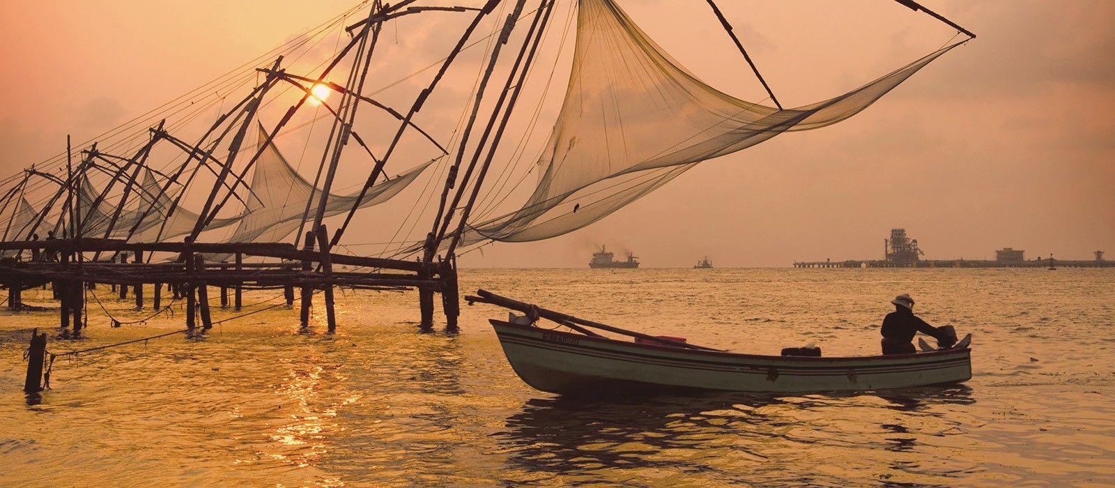 Destination Cochin South India