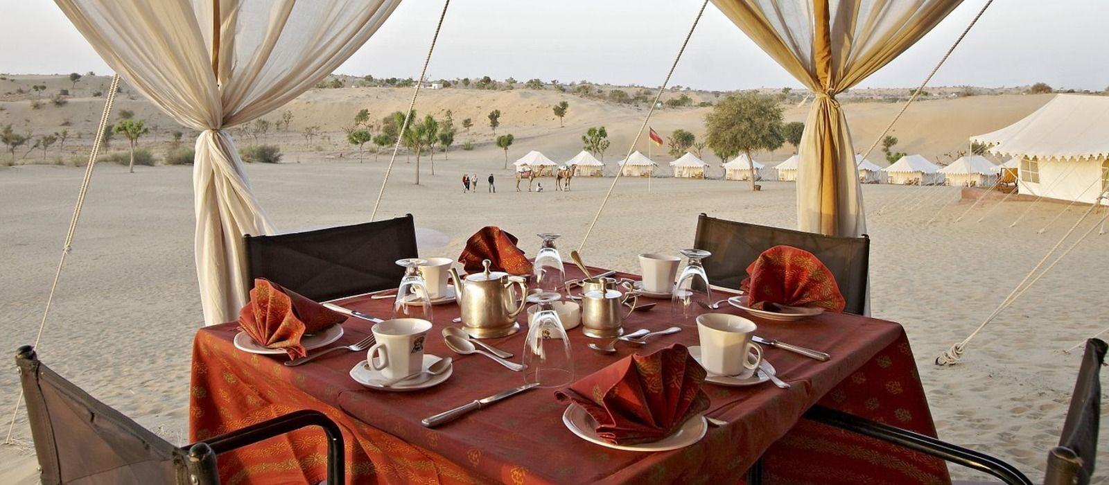 Hotel Manvar Desert Camp & Resort North India