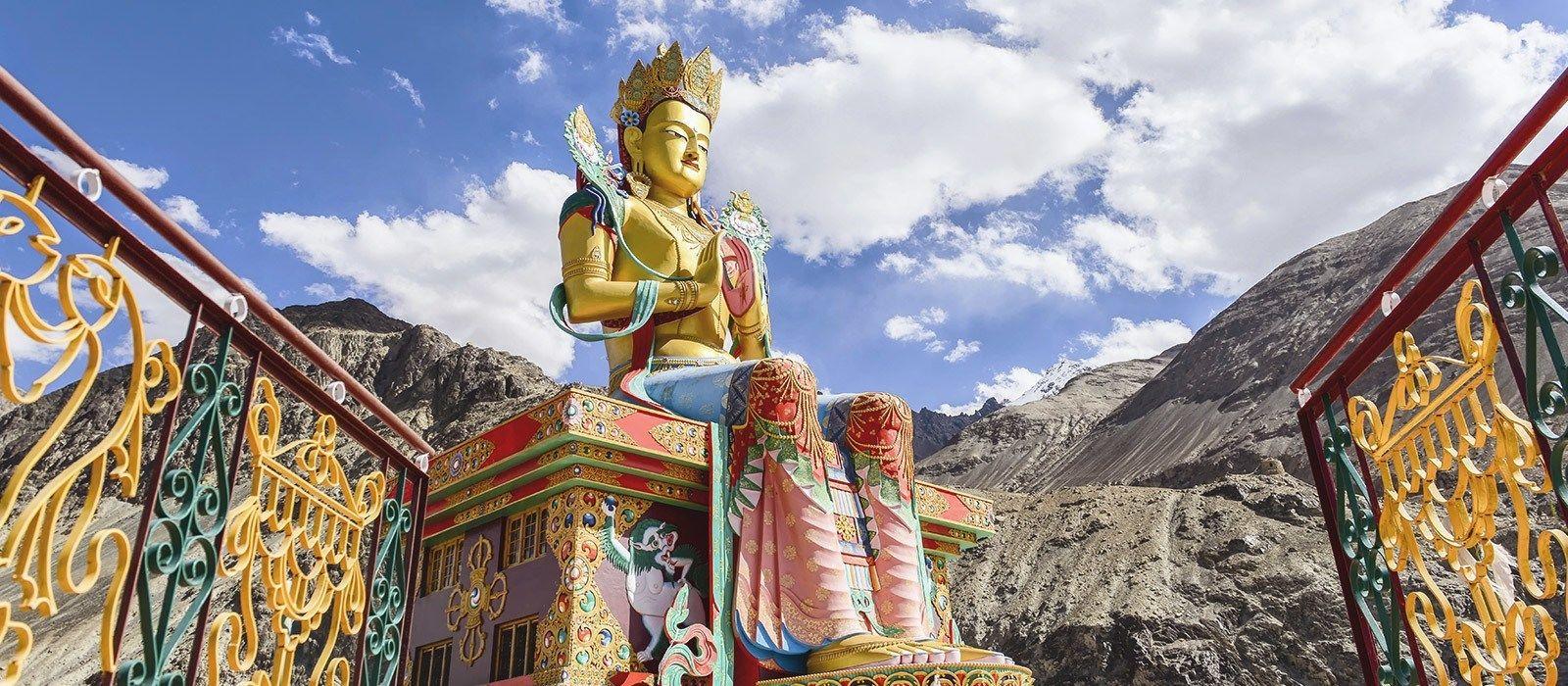 Destination Ladakh Himalayas