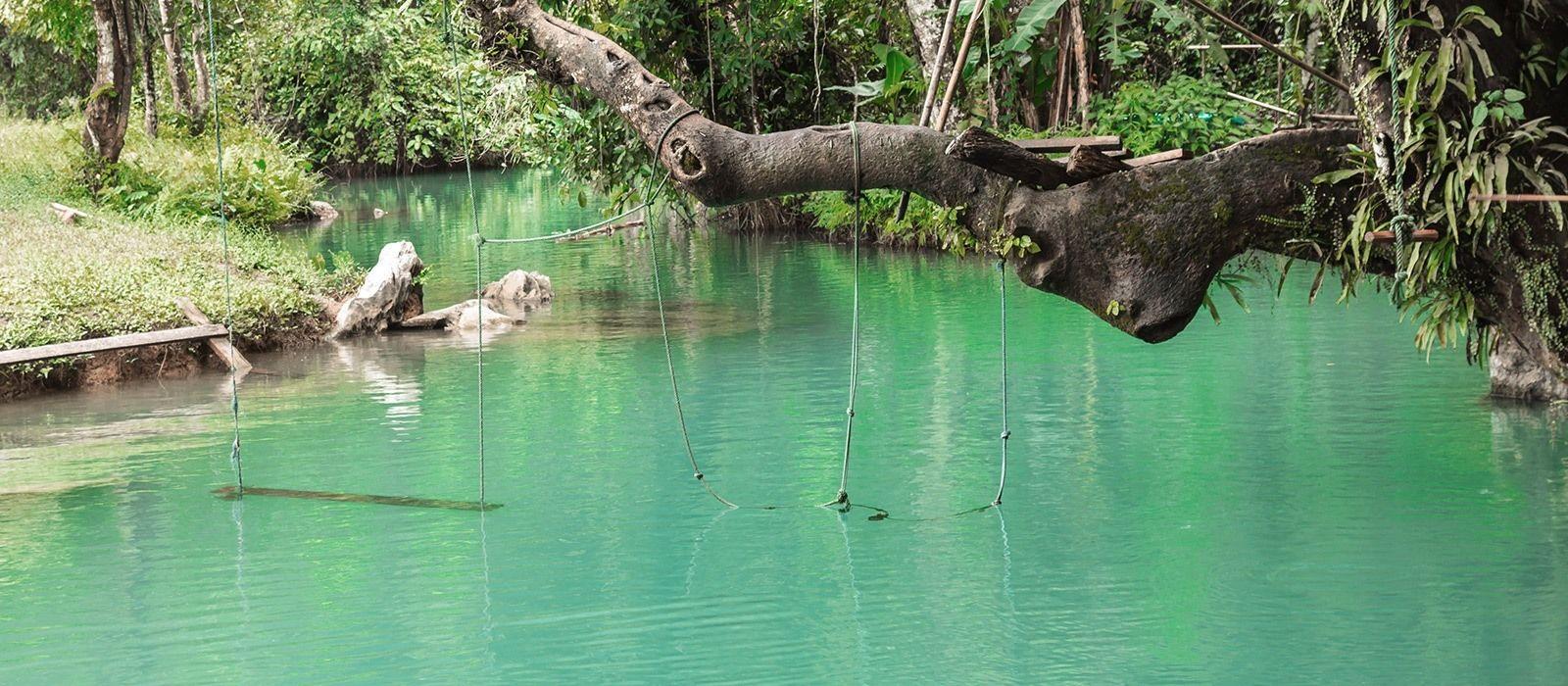 Destination Vientianne Laos