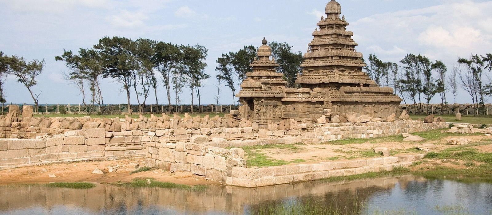 Südindien: Tempel & Hausboot Urlaub 1